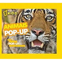 Animais Pop-up - Coleção National Geographic