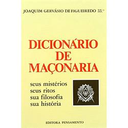 Dicionario de Maçonaria