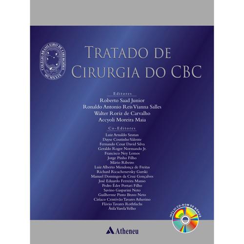 Tratado de Cirurgia do Cbc: Ediçao Revista e Atualizada