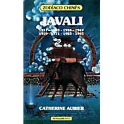 Zodíaco Chinês - Javali