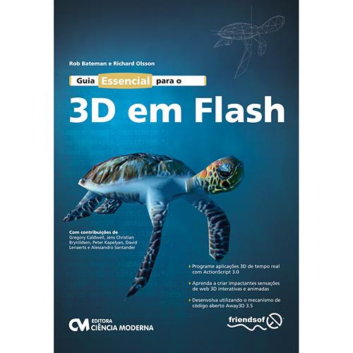 3d em Flash