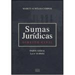 Sumas Jurídicas: Direito Civil: Parte Geral Lei N⺠10.406/02