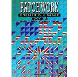 Patchwork - English 2nd Grade - Book 3 - 2⺠Grau