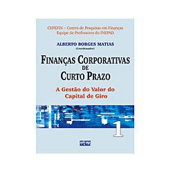 Finanças Corporativas de Curto Prazo