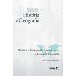 Metodologia do Ensino de História e Geografia - Fundamentos Epistemológicos da Geografia - Volume 6 - Luis Lopes Diniz Filho