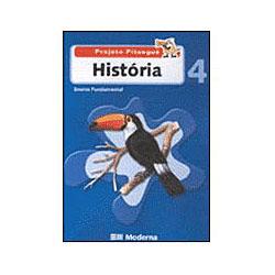 Projeto Pitanguá: História - 4 Série - 1 Grau
