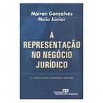 Representaçao no Negocio Juridico, A