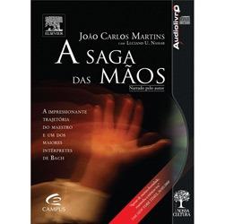 Saga das Maos, a - Audiolivro