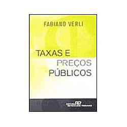 Taxas e Preços Públicos