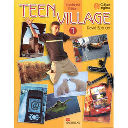 Teen Village 1 - Combined Edition Cultura Inglesa