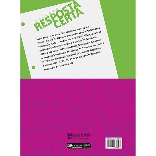 Português - Vol. 16 - Coleção Resposta Certa