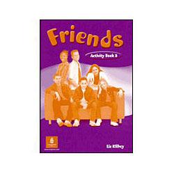 Friends - Activity Book 3