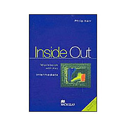 Inside Out: Workbook With Key And Audio Cd: Intermediate