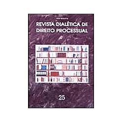 Revista Dialética de Direito Processual Vol. 25