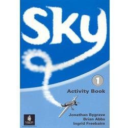 Sky - Activity Book - 1
