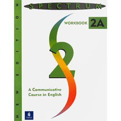 Spectrum New Edition: a Communicative Course In English - Workbook 2a