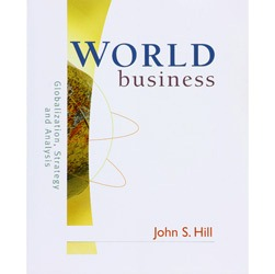 World Business - Globalization, Strategy And Analysis