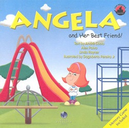 Angela And Her Best Friend - Fun Reading - 1 a 4 Serie