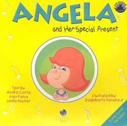 Angela And Her Special Present - Fun Reading - 1 a 4 Serie
