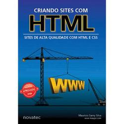 Criando Sites Com Html - Sites de Alta Qualidade Com Html e Css