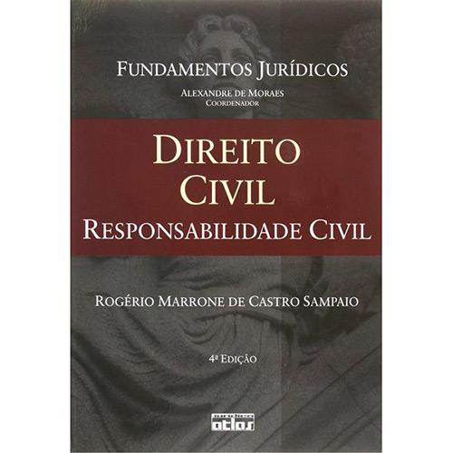 Direito Civil: Responsabilidade Civil - V. 4