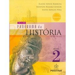 Panorama da História - Vol.2 - Ensino Médio