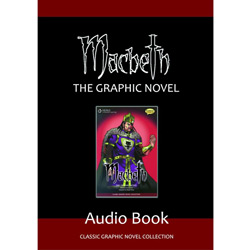 Classical Comics - Macbeth - Text + Audio Cd