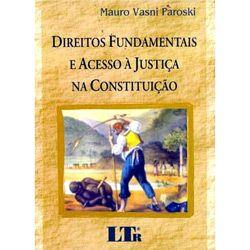Direitos Fundamentais e Acesso a Justica na Constituicao