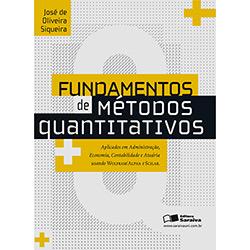 Fundamentos de Métodos Quantitativos