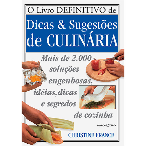 Livro Definitivo de Dicas e Sugestoes de Culinaria, O