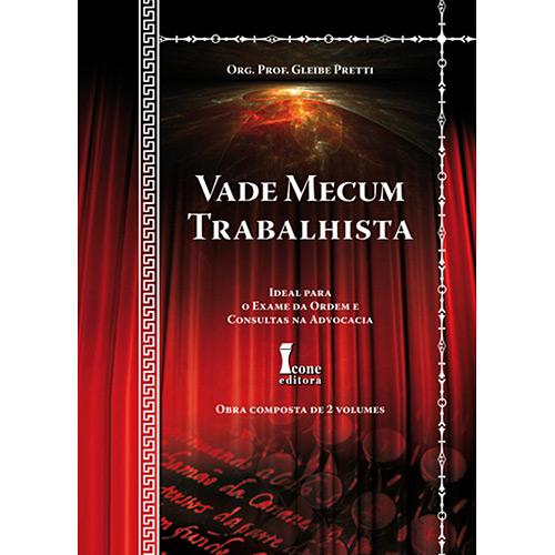 Vade Mecum Trabalhista - 2 Volumes