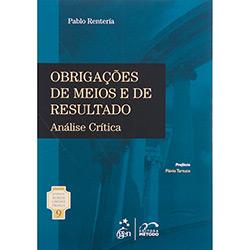 Obrigações de Meios e Resultado - Coleção Rubens Limongi - Vol. 9