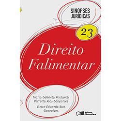 "Sinopses Jurídicas - Direito Falimentar "" Volume 23 - Maria Gabriela Venturoti, Perrota Rios Gonçalves"