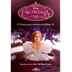 Disney Encantada - Livro Com a Historia do Filme