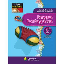Lingua Portuguesa 3 Ano Aluno - Col. Brasiliana