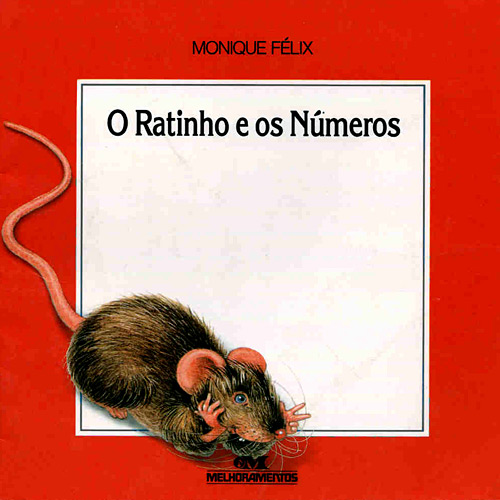 Ratinho e os Números, o - Serie Ratinho