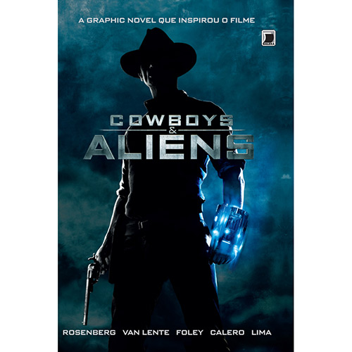 Cowboys Aliens: Graphic Novel