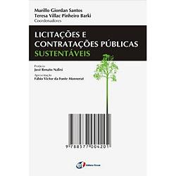 Licitaçoes e Contrataçoes Públicas Sustentáveis