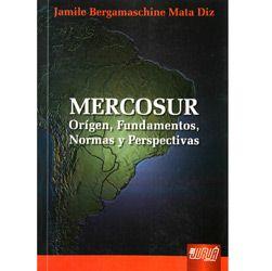 Mercosur - Origen, Fundamentos, Normas Y Perspectivas
