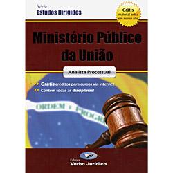 Apostila do Ministério Público da União: Analista Processual