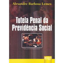 Tutela Penal da Previdencia Social - Biblioteca de Estudos Avancados em Dir