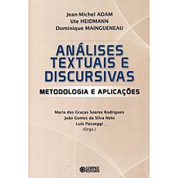 Análises Textuais e Discursivas: Metodologia e Aplicações