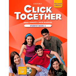 Click Together: Student Book With Cd Audio - 3