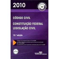 Código Civil: Constituição Federal, Legislação Civil