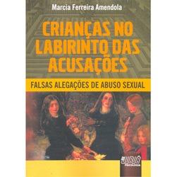 Criancas no Labirinto das Acusacoes - Falsas Alegacoes de Abuso Sexual