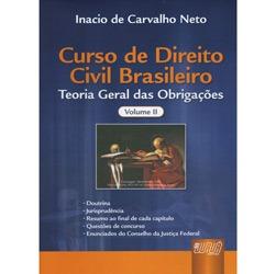 Curso de Direito Civil Brasileiro - Vol. 2 - Teoria Geral das Obrigacoes