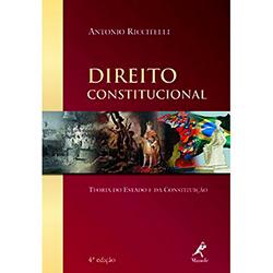 Direito Constitucional - Teoria do Estado e da Constituicao