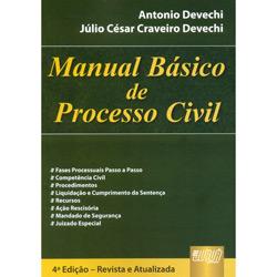 Manual Basico de Processo Civil