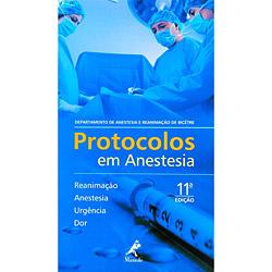 Protocolos em Anestesia