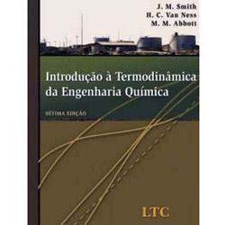 Introdução à Termodinâmica da Engenharia Química